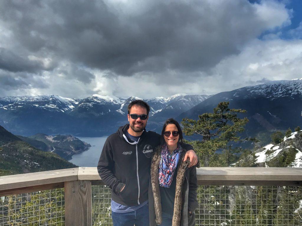 Turismo no Canadá - Sea to Sky Gondola