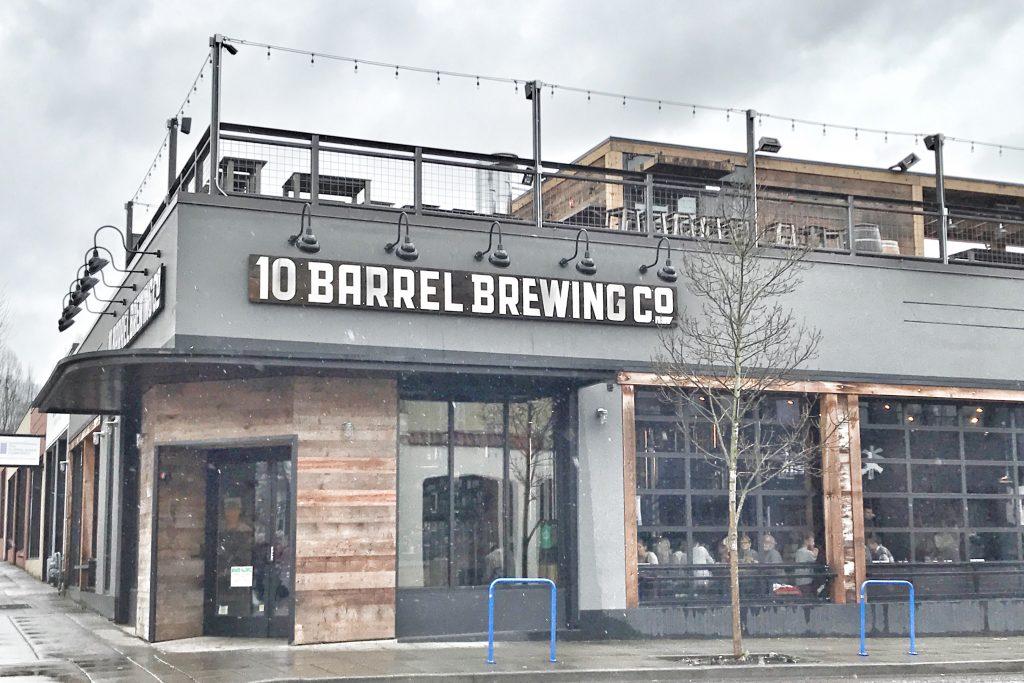 Pub Crawl em Portland