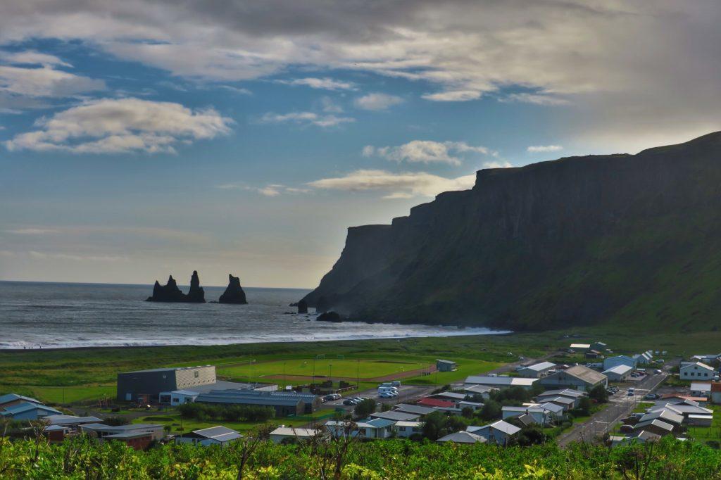 Vík Islândia