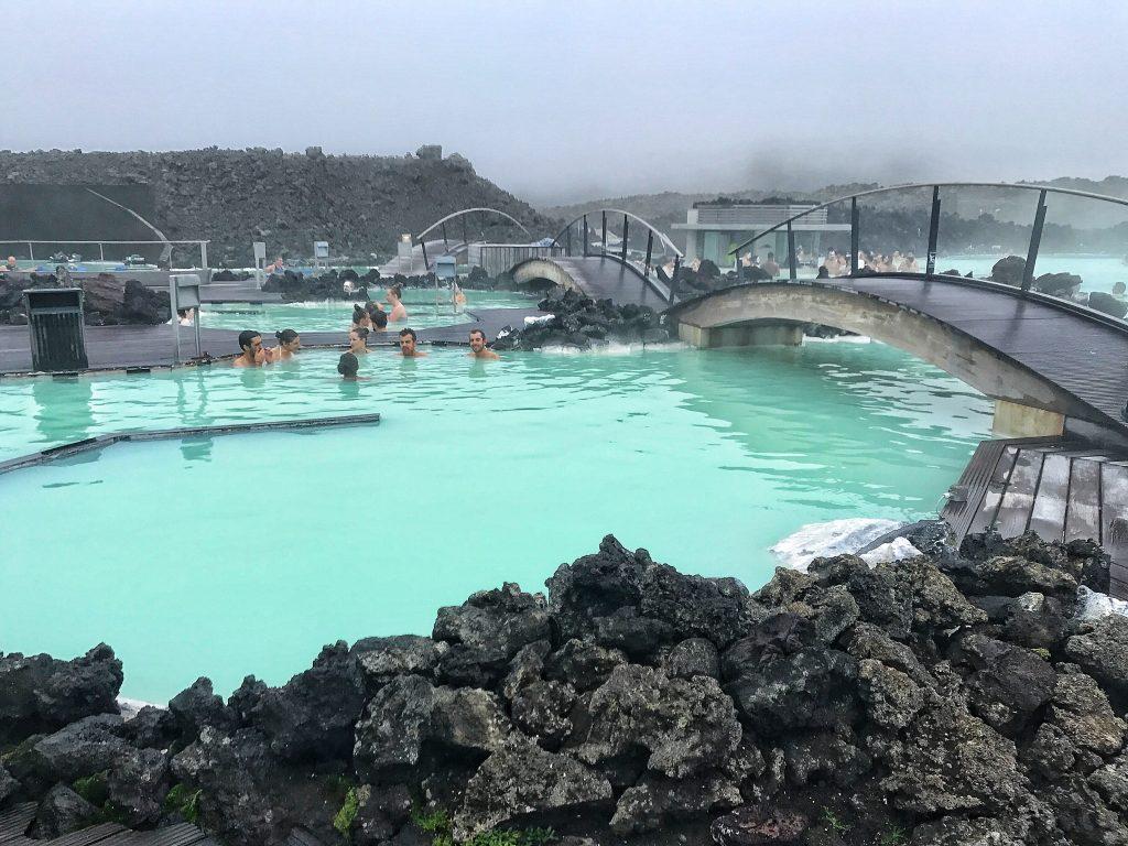 Blue Lagoon - Islândia