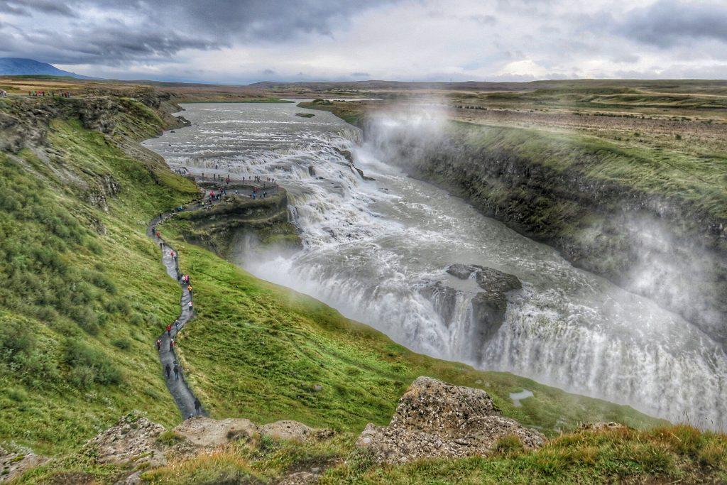 Cachoeira Gullfoss