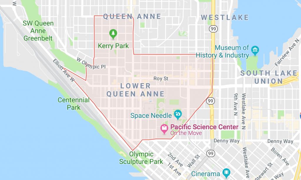 Onde ficar em Seattle - Lower Queen Anne